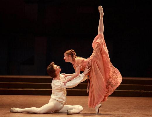 Ballet-dancers