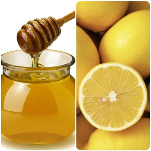 honey_lemon_face mask for glowing skin