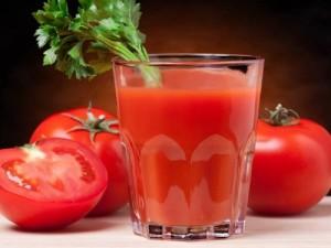 tomato juice for health benefits