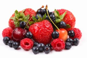 berries are slimming fruits